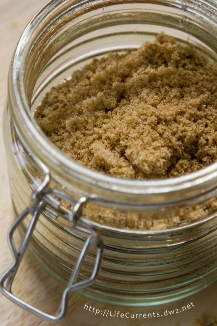 How to Soften Brown Sugar that's turned rock hard. This super easy method will have your brown sugar soft again in no time!