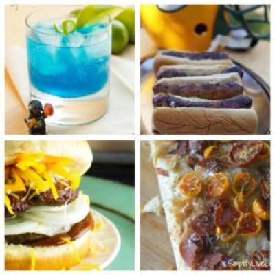 October is Tailgating Snacks Month 2016 - 32 Pro Football Team Recipes - That's right, The Best Recipes for Every Pro Football Team !!