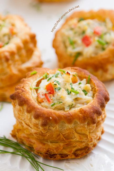 Crab Imperial Appetizer Recipe