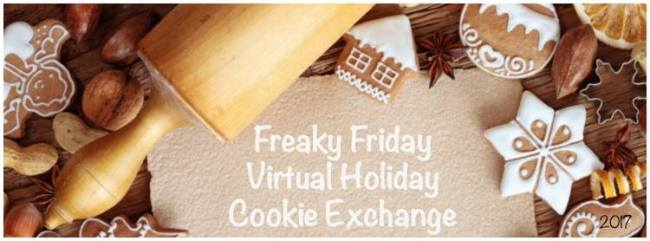Oatmeal Sandwich Cookies - Freaky Friday Annual Virtual Holiday Cookie Exchange 2017