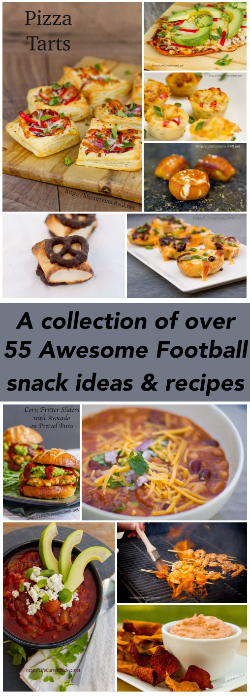 Tailgating and Appetizers, from dips and spreads to snacks, fingers foods, and yummies, I've got main dishes and desserts for you as well!