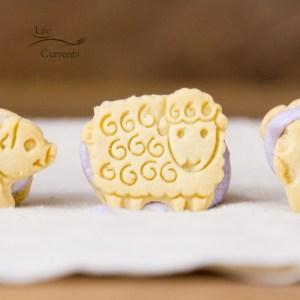 Animal Cracker Sandwich Cookies