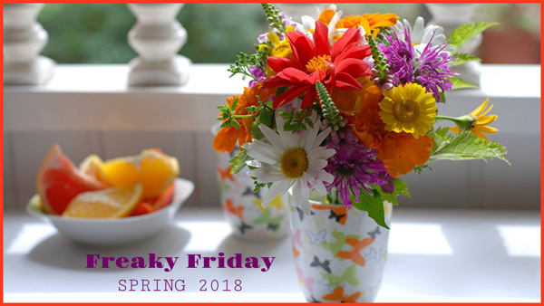 Freaky Friday French Onion Tart Banner Spring 2018