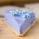 No Bake Mermaid Cheesecake - And, well, who doesn't love a unicorn or mermaid dessert, just for fun now and then!