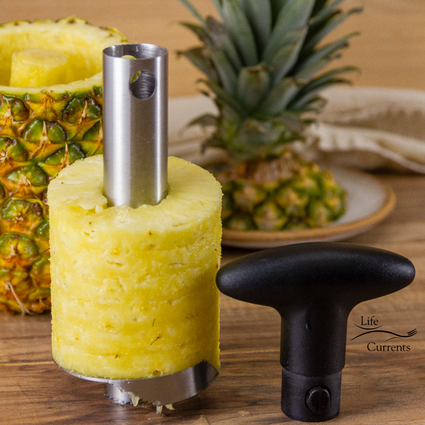 Piña Colada on Coconut Rocks plus a giveaway for Deiss kitchen toys