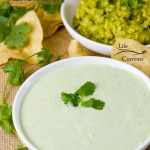Candied Jalapeno Ranch Dip is super easy to throw together. Just 5 ingredients, and you have a sweet and spicy, creamy and delicious dip for chips or veggies.