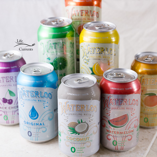 Really cool products you must see - Waterloo Sparkling Water