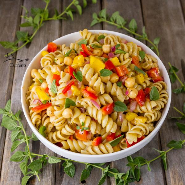 Pasta Salad Recipe Vinegar