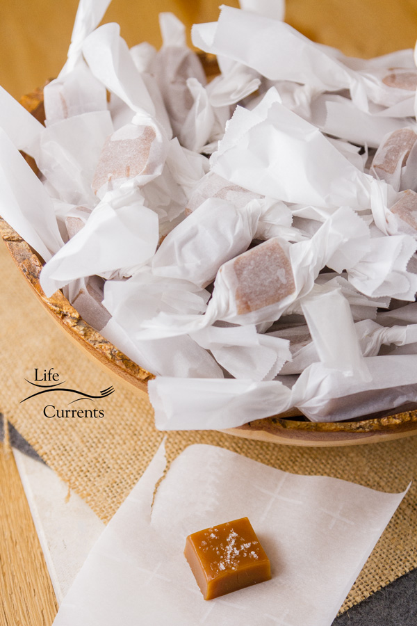Grandma's Old-fashioned Cream Caramels are sticky yummy quintessential caramel, chewy, creamy, delicious buttery caramels