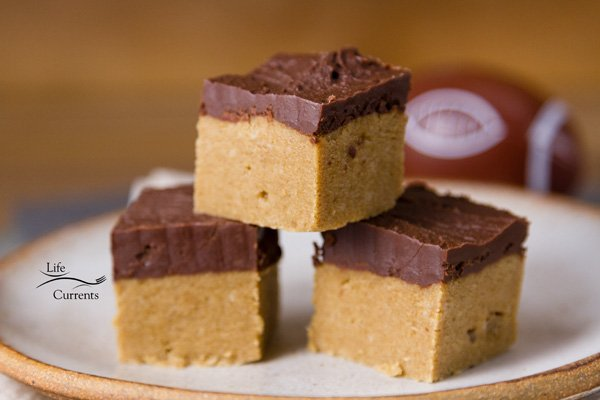 These 5-ingredient No Bake Peanut Butter Bars come together quickly, and they were one of the things that someone always brought to the potlucks at work.