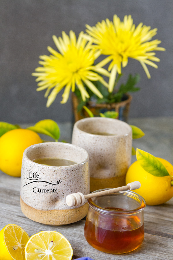 Honey Lemon Cold and Flu Remedy Drink Heck, even healthy people might enjoy this drink.