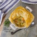 Sausage and Potato Pot Pie Recipe