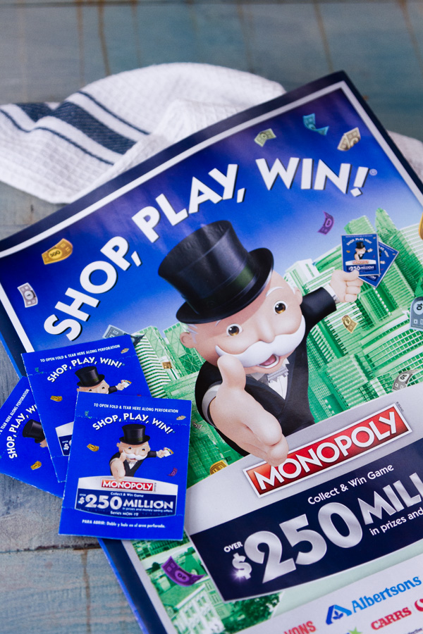 last call to play the 2019 MONOPOLY Collect & Win Game SHOP, PLAY, WIN!®