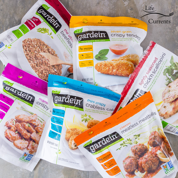 I love Gardein foods. We always have them in our freezer for a quick and delicious meal. Chicken Scaloppini Sandwich