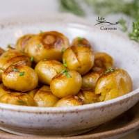 Instant Pot Potatoes Fondants