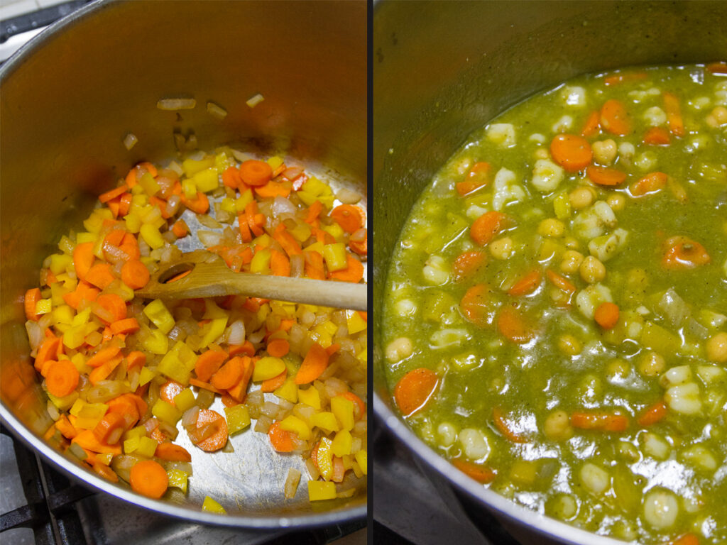 how to make this vegetarian stew images
