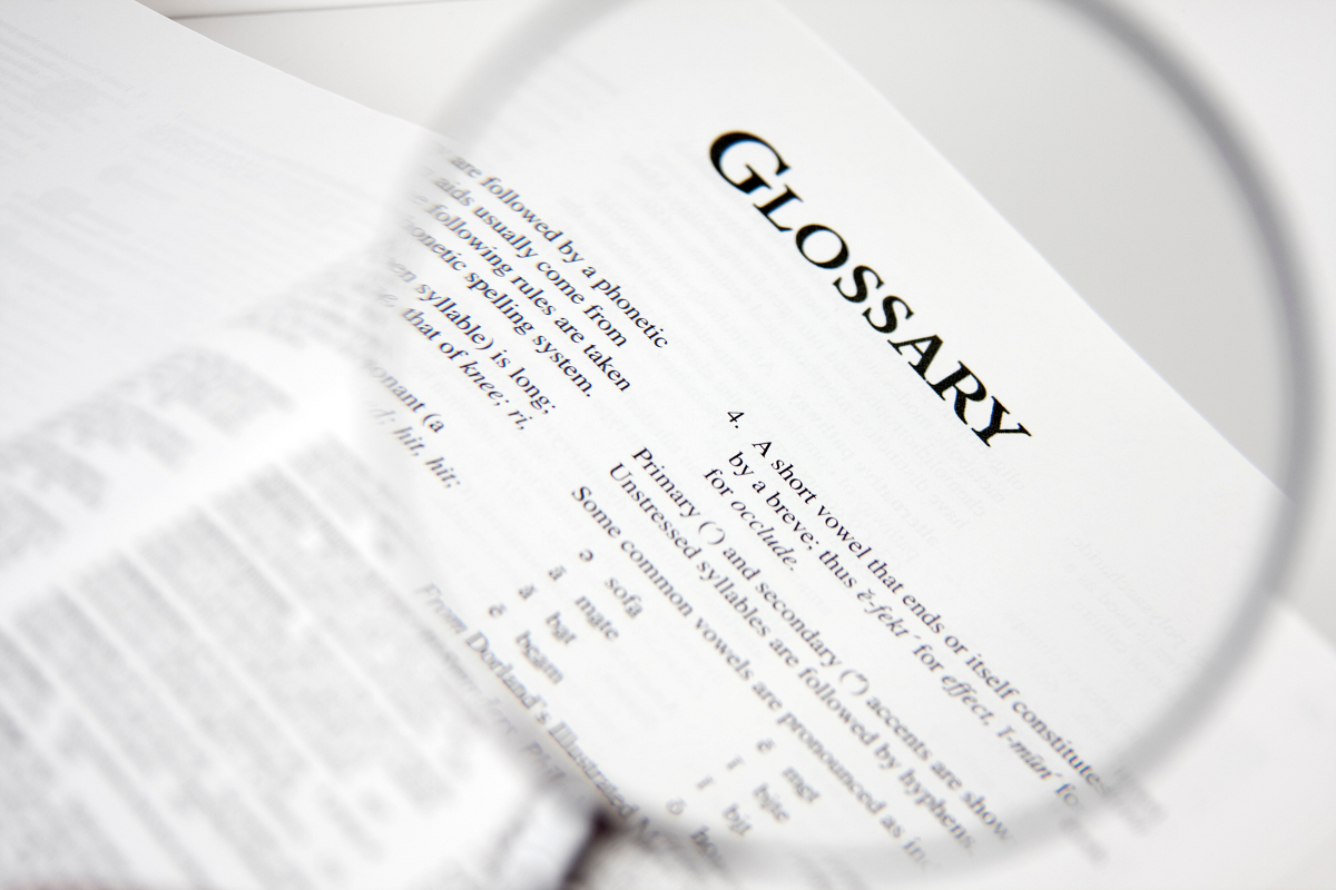 Annuity Glossary, Terms & Definitions - Life Cycle ...