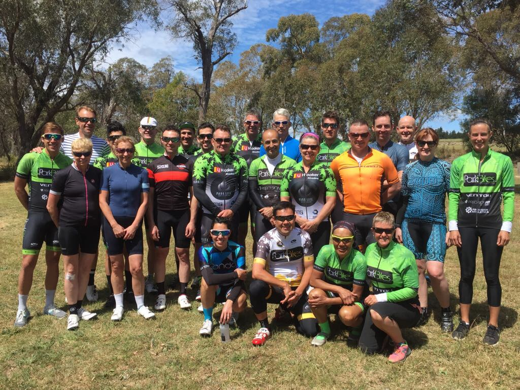 Southern Highlands Training Camp October 2017