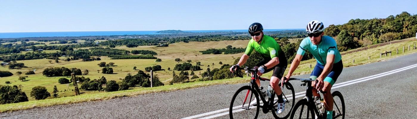 Byron Bay Cycling Tour guide Chris Boogert