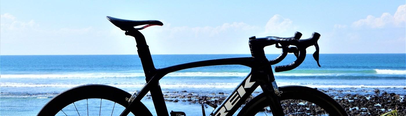 Byron Bay bike hire Trek Carbon Fibre Road Bike