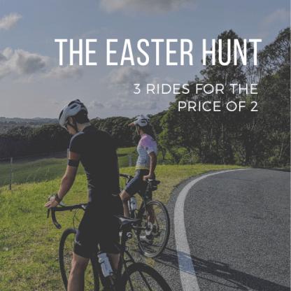 Easter Cycling Tour Byron Bay