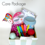 13 College Care Package Item Ideas No Place Like College