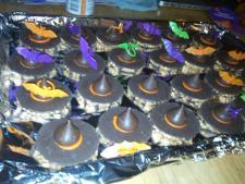 Baking Halloween Treats!