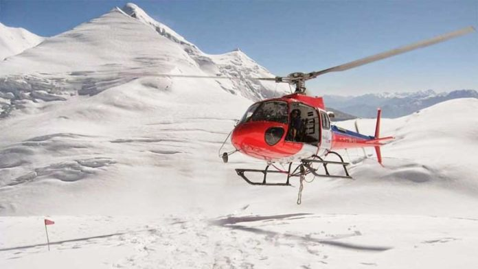Mount Everest Helicopter Tours