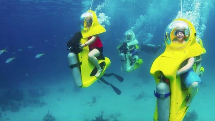 Stuart Cove SUB Bahamas