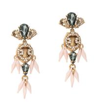 Ornate Earrings, £65, J Crew