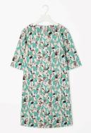 Printed Denim Dress £79