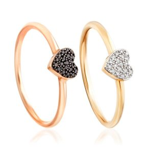 Little Heart Ring £395 Astley Clarke