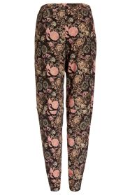 Floral Tapered Jersey Trousers £22 Next
