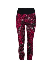 Quick Dry Splash Print Cropped Leggings with Cool Comfort™ Technology, £22.50 Marks & Spencers