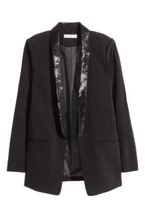 Sequin Dinner Jacket, £29.99 H&M