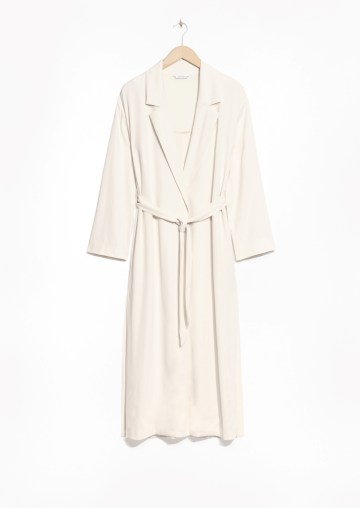 Fluid Coat £125 & Other Stories