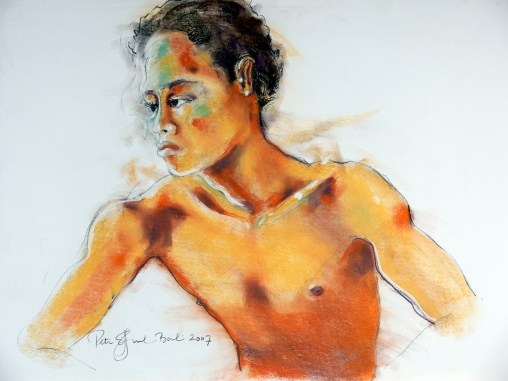PETER'S LIFE DRAWINGS 144