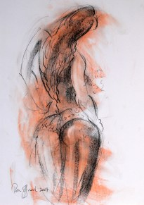 PETER'S LIFE DRAWINGS 174