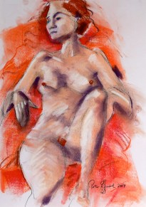 PETER'S LIFE DRAWINGS 178