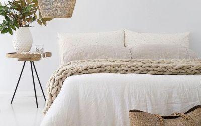slaapkamer natural