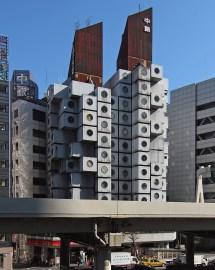 Nakagin Capsule Tower Future Of Compact Living Circa