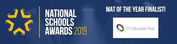 We have been shortlisted………MAT of the Year!