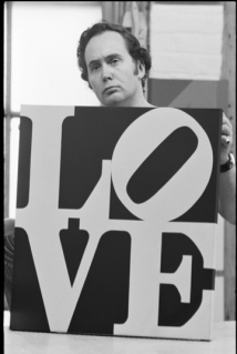 Robert Indiana by William John Kennedy