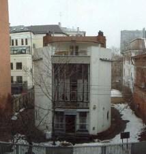 Delirious Moscow - Architect