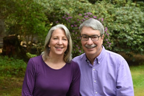 Mike and Trish Zimburean