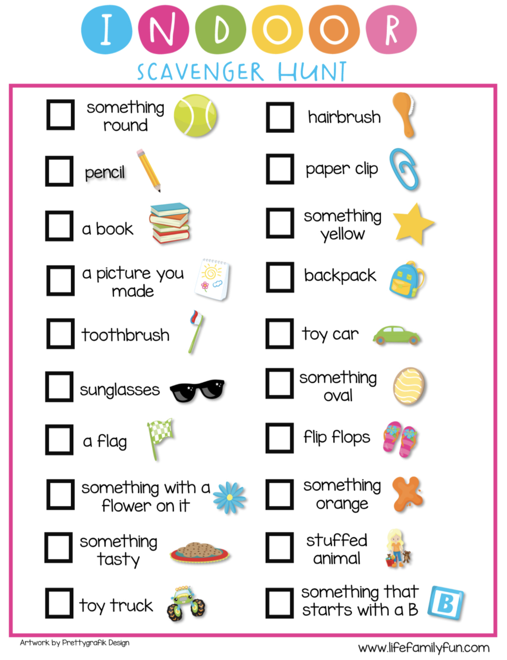 50 Fun Indoor Activities For Kids When They Are Stuck At Home