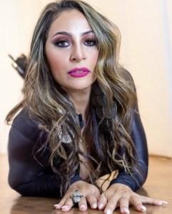 Alessandra Mattos no filme 'Contravenção'