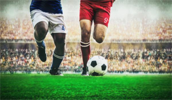 No Brasil, 55% dos jogadores de futebol ganham 1 salário mínimo