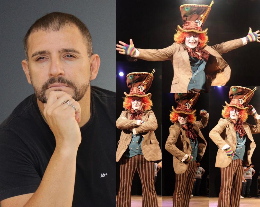Alex Heiro Concilia TV, Webseries e teatro