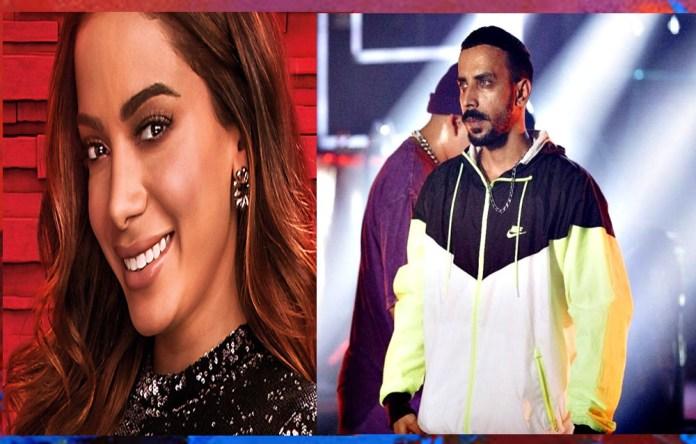 Bob 13 e Anitta juntos em comercial